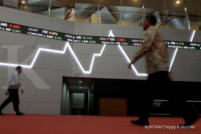 Pasar bullish, emiten gencar rights issue