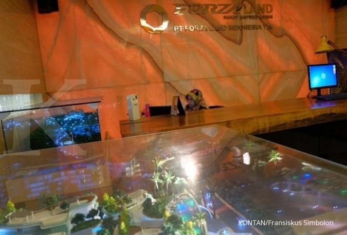 FORZ Butuh duit, Forza Land (FORZ) lepas anak usaha