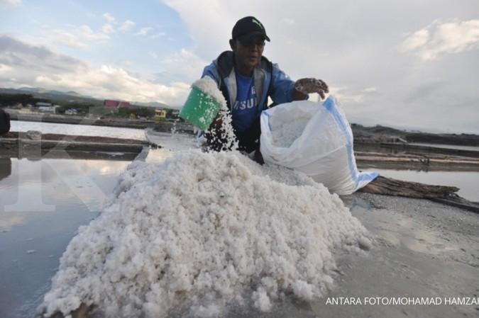 2017, KKP sudah bangun enam gudang garam rakyat baru