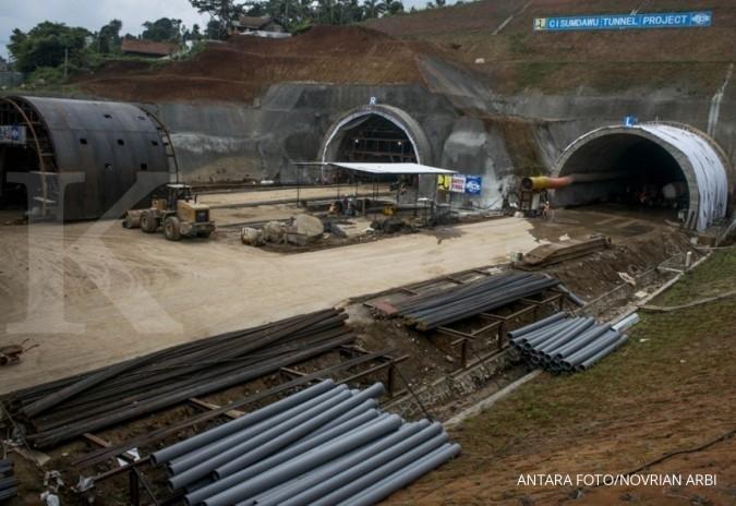 China mengguyur pinjaman untuk Tol Cisumdawu