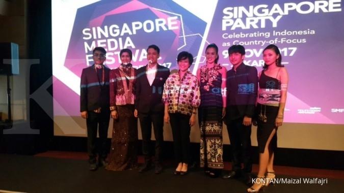 Singapore Media Festival ajang promosi film lokal