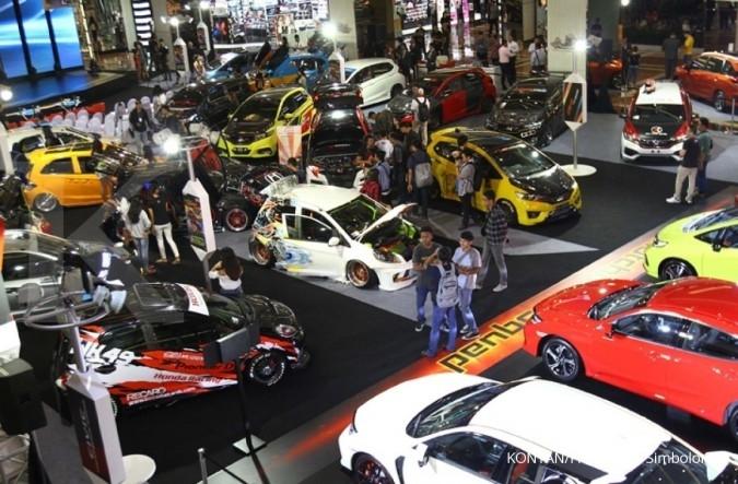 Honda kuasai pangsa pasar 17% sampai November
