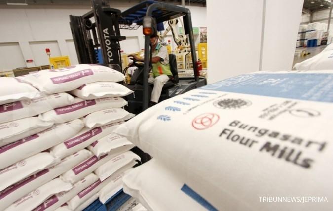 INDF Kenaikan harga bahan gandum tak menciutkan industri tepung terigu