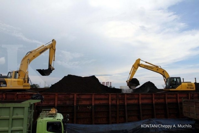 Permintaan China sokong batubara tembus US$ 100