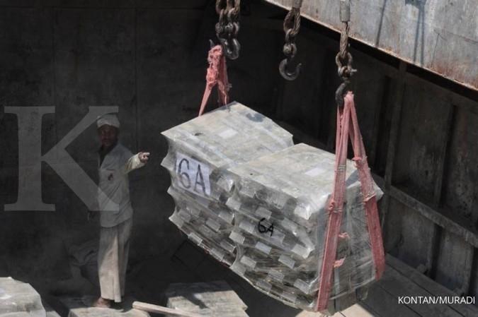 TINS Timah (TINS) tengah mengembangkan teknologi smelter untuk timah kadar rendah