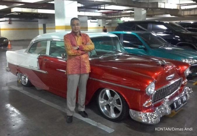 Irvin Patmadiwiria: Dulu Hobi, kini jadi investasi