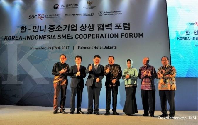 Inilah kerja sama UKM Indonesia dan Korea