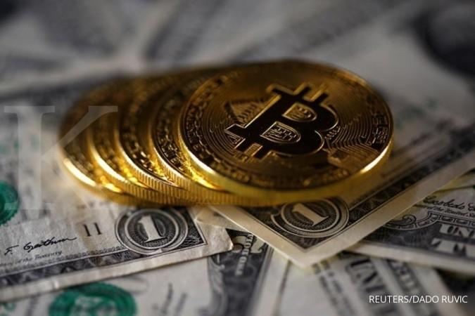 24 jam, Bitcoin naik dari US$ 12.000 ke US$ 14.000
