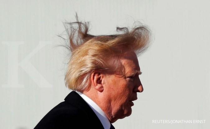 Dikatai tua, Trump ejek Kim gendut dan pendek