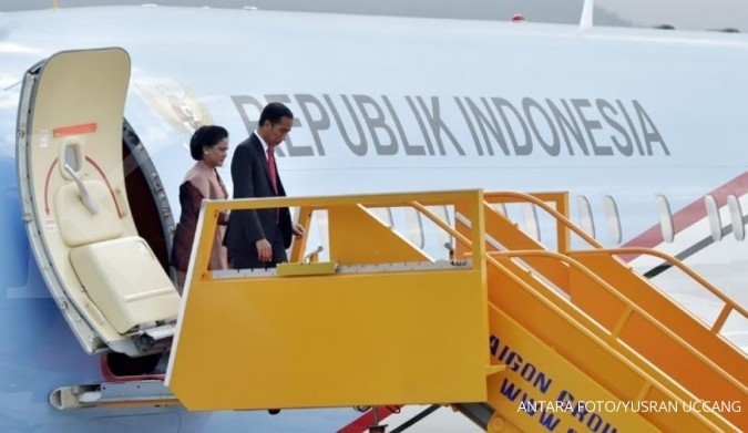 Jokowi minta Malaysia impor beras Indonesia