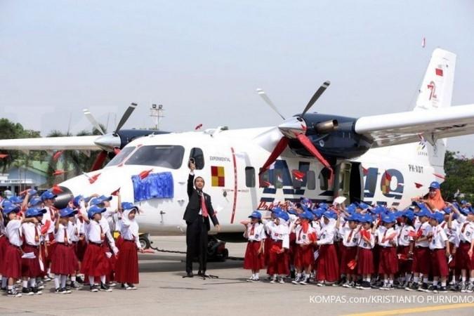 Kemperin dukung pengembangan Pesawat N219