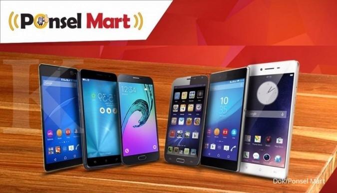 Ponsel Mart bakal integrasi offline dan online