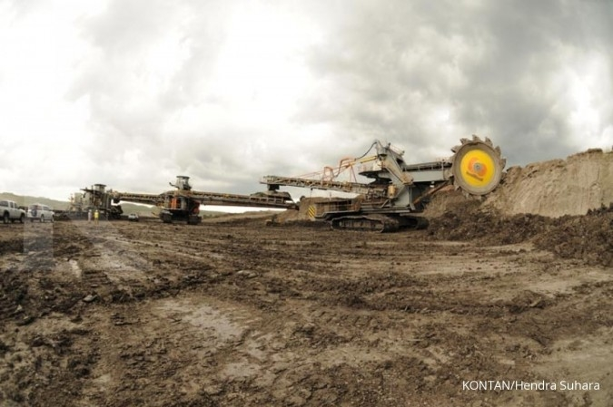 Menambang hoki saham batubara