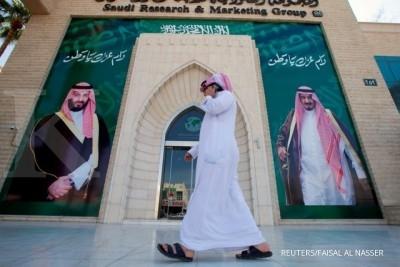 Nilai korupsi di Arab Saudi Rp 1.352 triliun