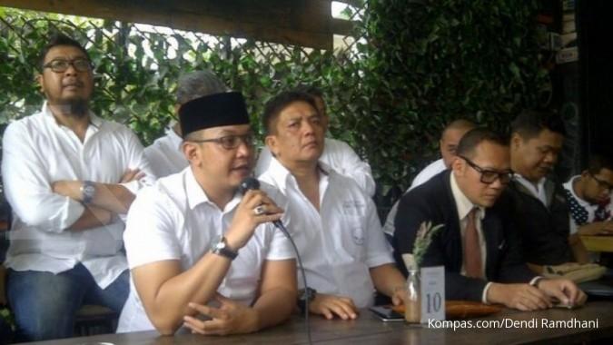 Menantu Haji Lulung incar kursi wali kota Bandung