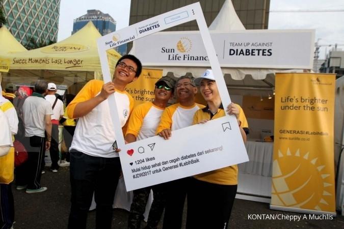 Sun Life: kesadaran terhadap diabetes masih rendah