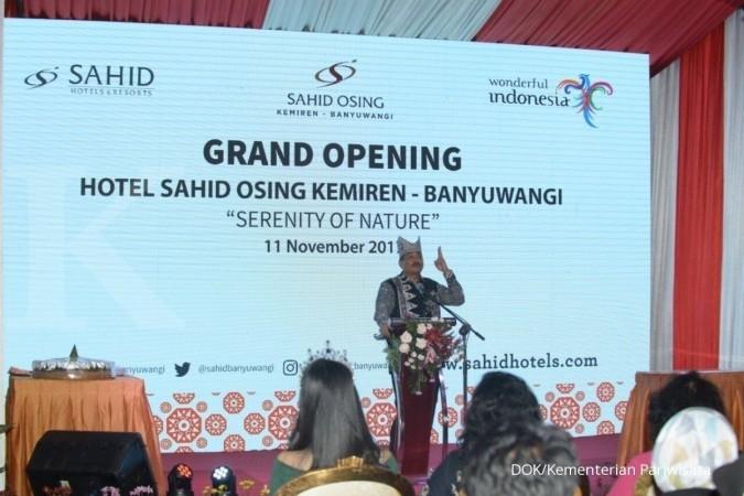 Sahid Osing Menambah Fasilitas Wisata Banyuwangi
