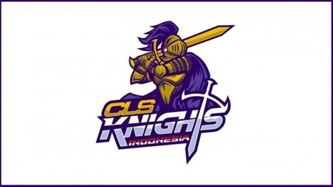 CLS Knights menampilkan logo baru
