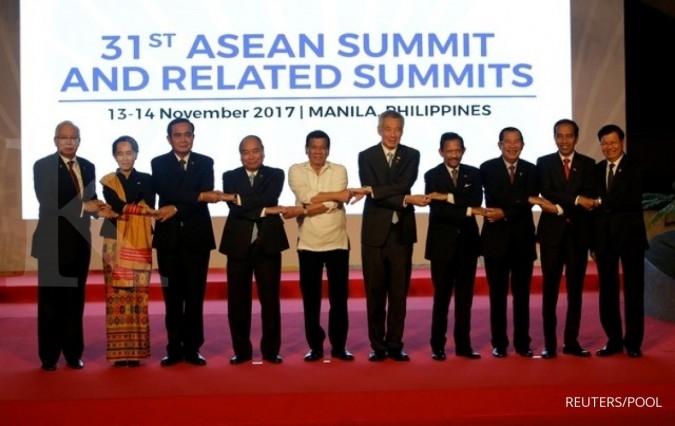 Jokowi minta ASEAN ikut atasi krisis Rohingya