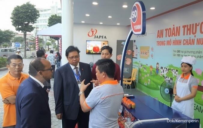 RI-Vietnam mulai perkuat rantai pasok industri