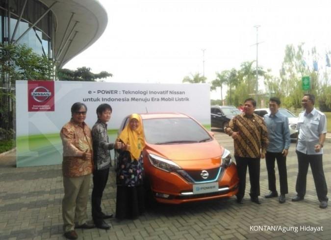 Nissan Indonesia tunggu regulasi mobil listrik