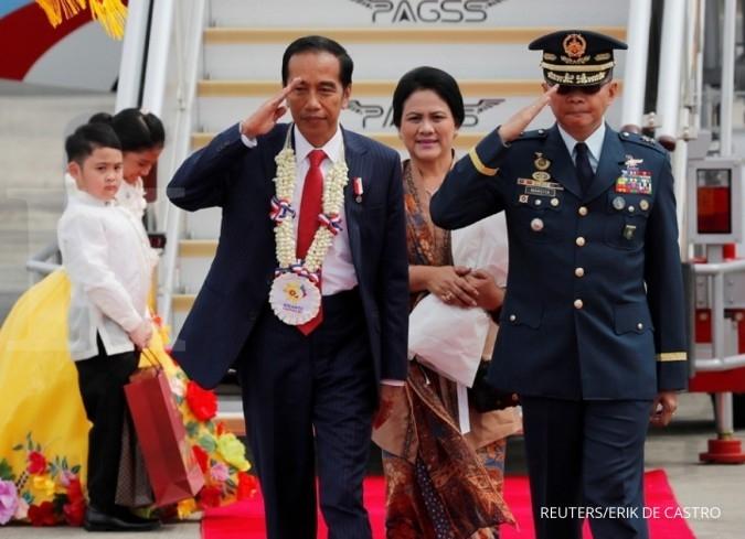 Jokowi ingin PBB bantu Palestina dapat kemerdekaan