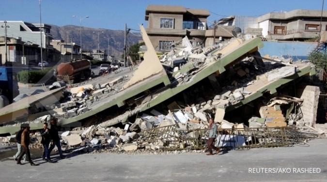 Ini gempa paling mematikan di dunia sepanjang 2017