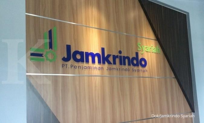 Penjaminan Jamkrindo Syariah mendaki 61%