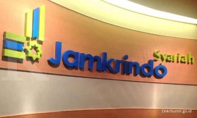 Oktober, Jamkrindo Syariah jamin kredit Rp 9,5 T