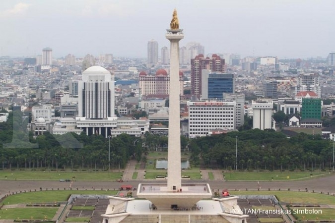 Anies ingin Monas seperti Central Park New York
