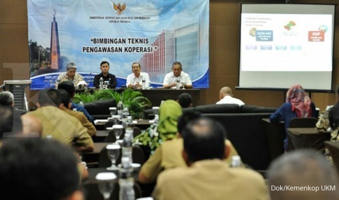 Reformasi, 100 koperasi di Bogor dibubarkan