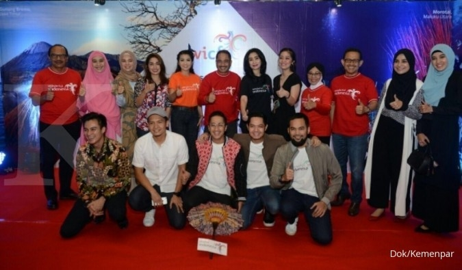 Wonderful Indonesia gandeng artis entrepreneur
