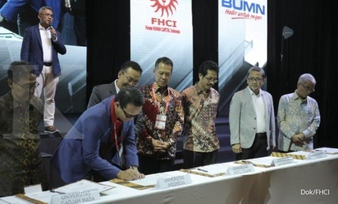 FHCI resmikan program magang bersertifikat di BUMN