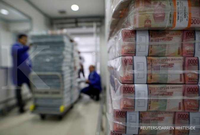 Utang luar negeri Indonesia US$ 343 miliar di Q3
