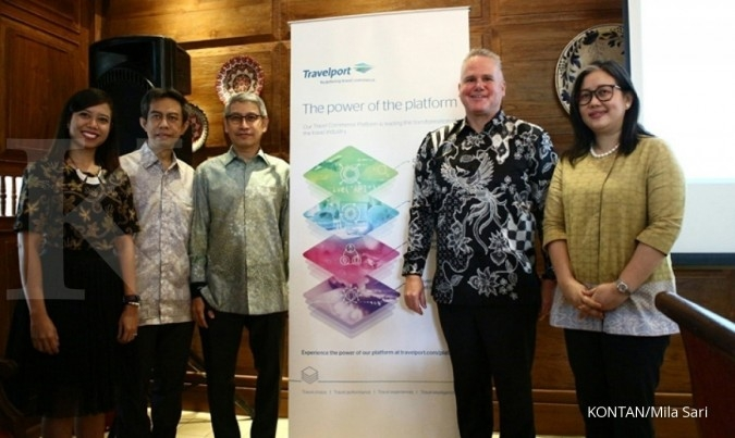 Travelport: Indonesia wisata digital ke-3 terbesar