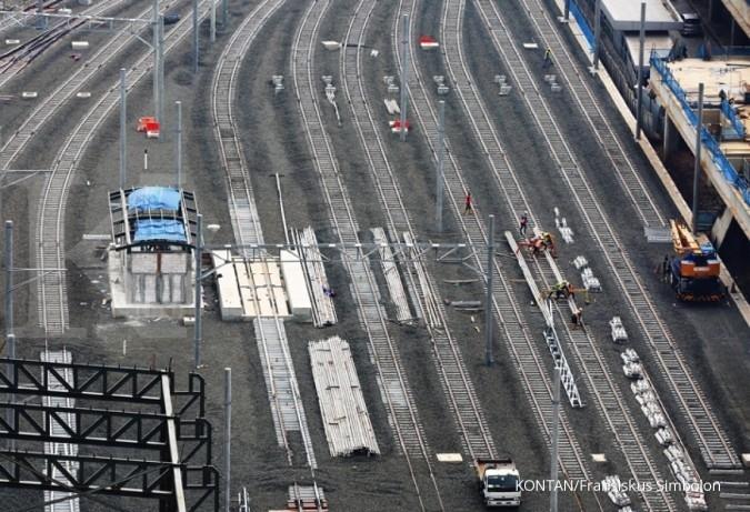 Infrastruktur masih menolong kredit bank BUMN