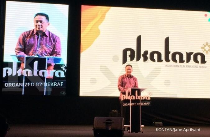 Bekraf: 50 investor siap investasi di forum film