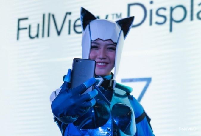 Produsen smartphone serbu konsumen dengan gim