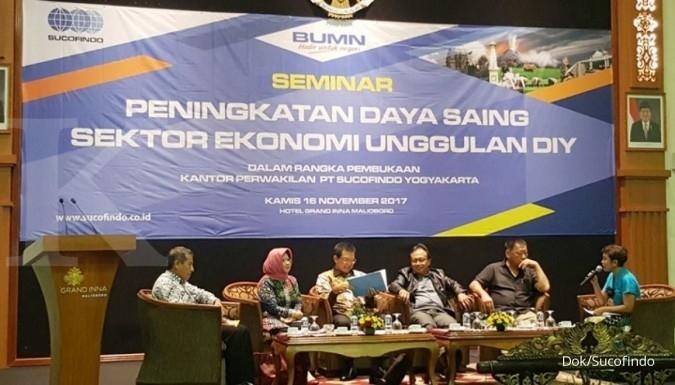 Sucofindo buka kantor perwakilan di Yogyakarta