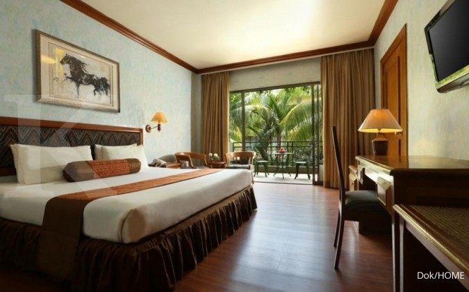 Pebisnis protes kenaikan target pajak hotel 2018