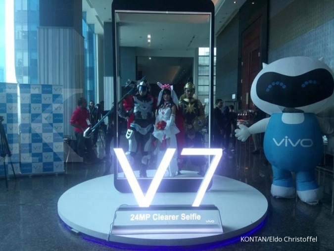 Vivo smartphone gelar promo akhir tahun