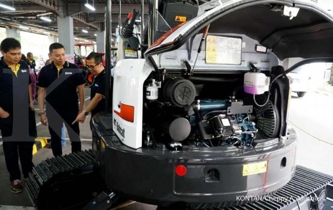 PAABI: Alat berat tidak lagi dikutip PKB