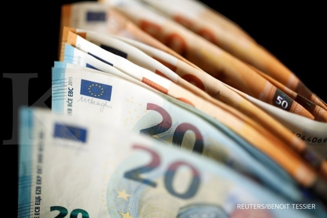 Euro ditopang aksi profit taking yen