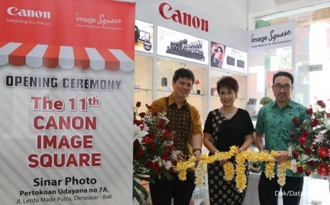 Canon tambah gerai di Denpasar