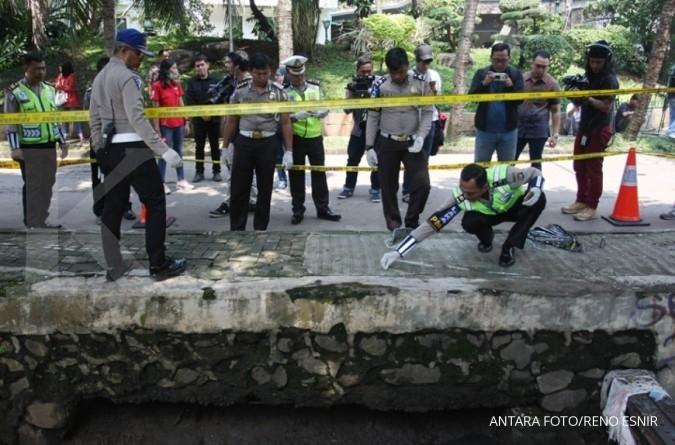 Tersangka kecelakaan, wartawan MetroTV wajib lapor
