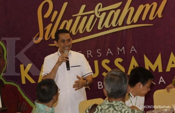 Kamrussamad menjadi Koordinator Presidium KAHMI