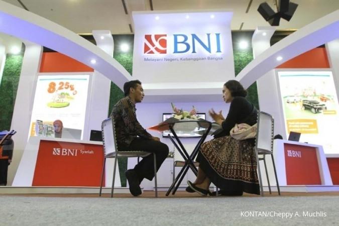 BNI: Kredit korporasi masih menunjang di Oktober