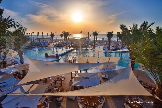 5 tempat terbaik nikmati sunset di Dubai