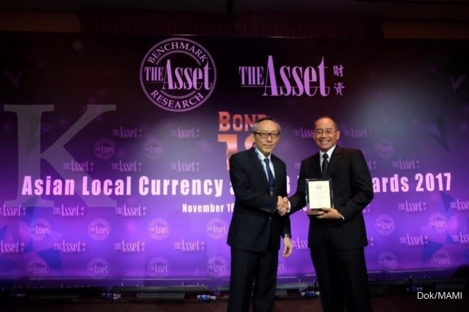 Mami sabet penghargaan 2017 Top Investment House