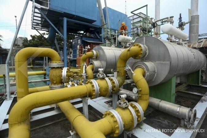 PLN kaji ulang tender proyek LNG Indonesia Tengah